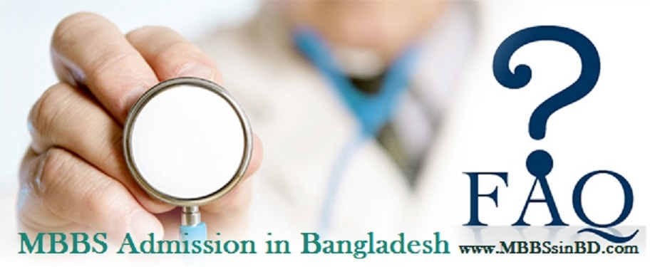 faq about mbbs in bangladesh
